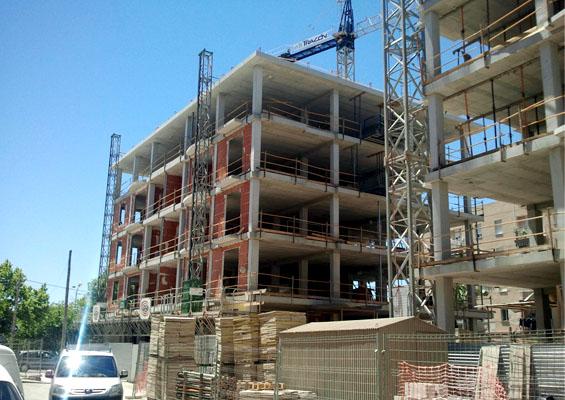 Edificio en Construcción - Lorca