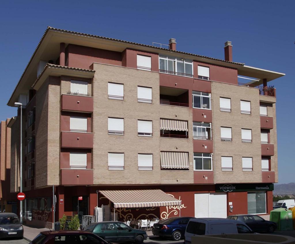 Tracón - Edificio Burdeos