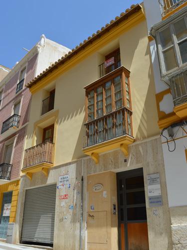 Edificio en Calle Pio XII, Lorca