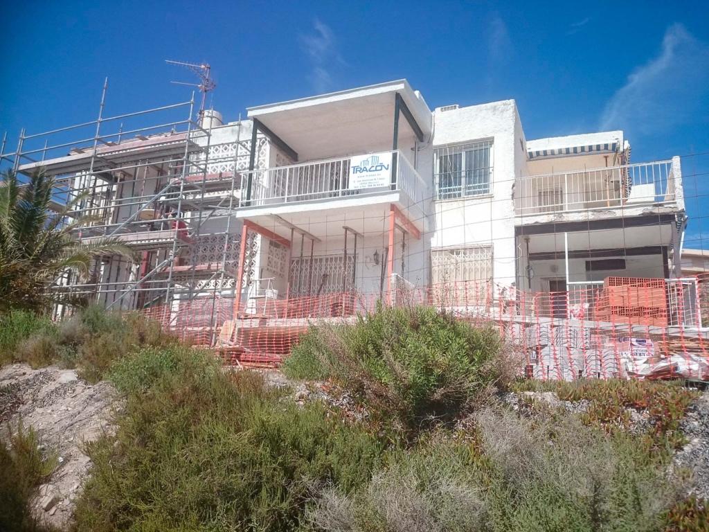Rehabilitación Edificio Casa La Loma