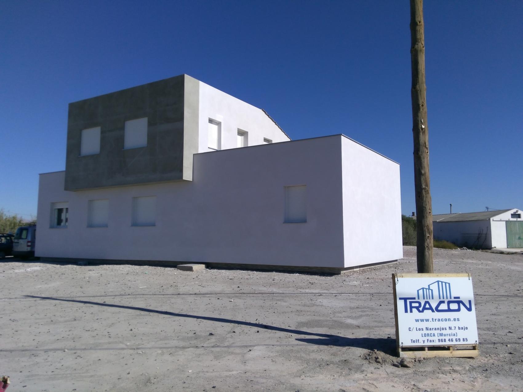 Construccion vivienda aislamiento térmico
