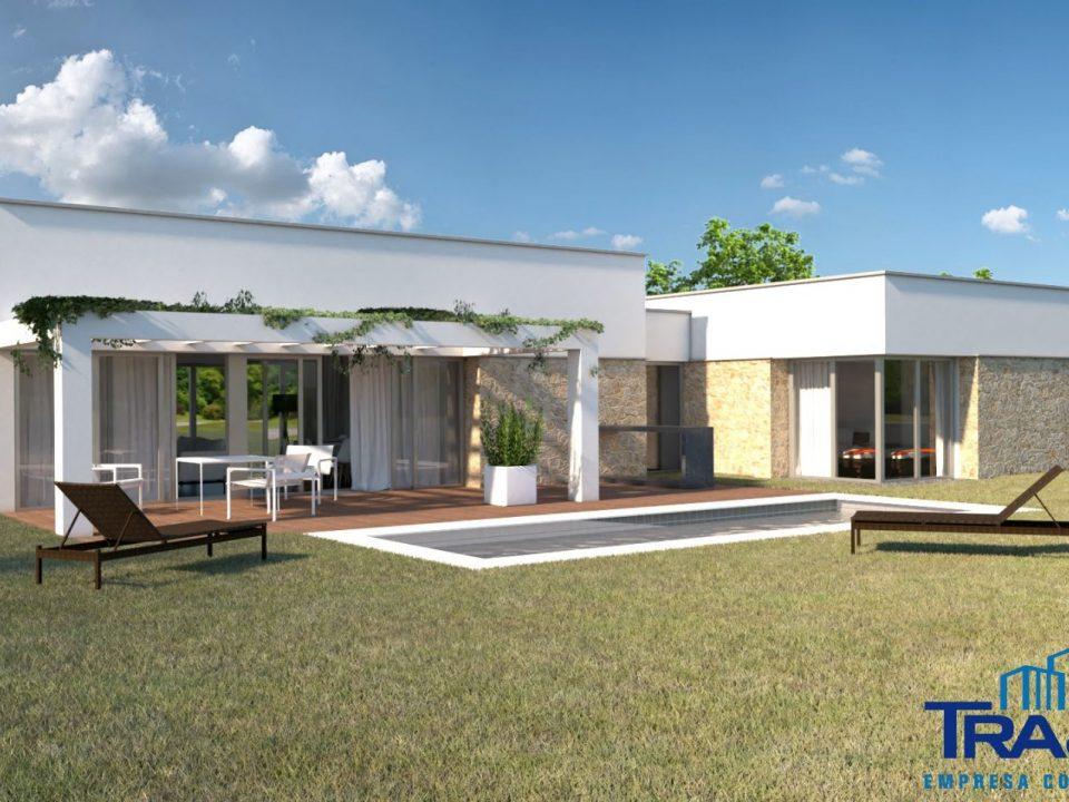 construcción albañilería viviendas unifamiliar