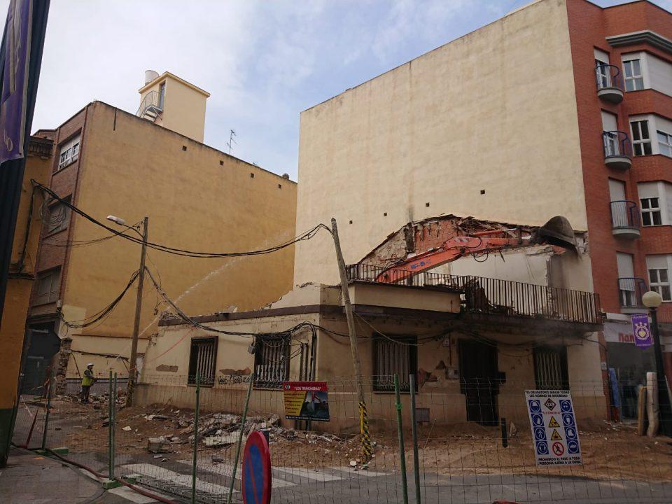 construcción viviendas edificios