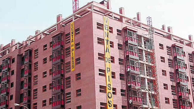 construcción ventas viviendas
