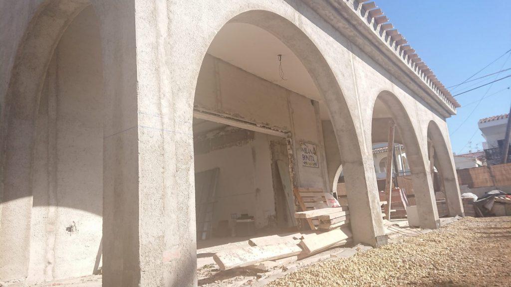 construcción vivienda